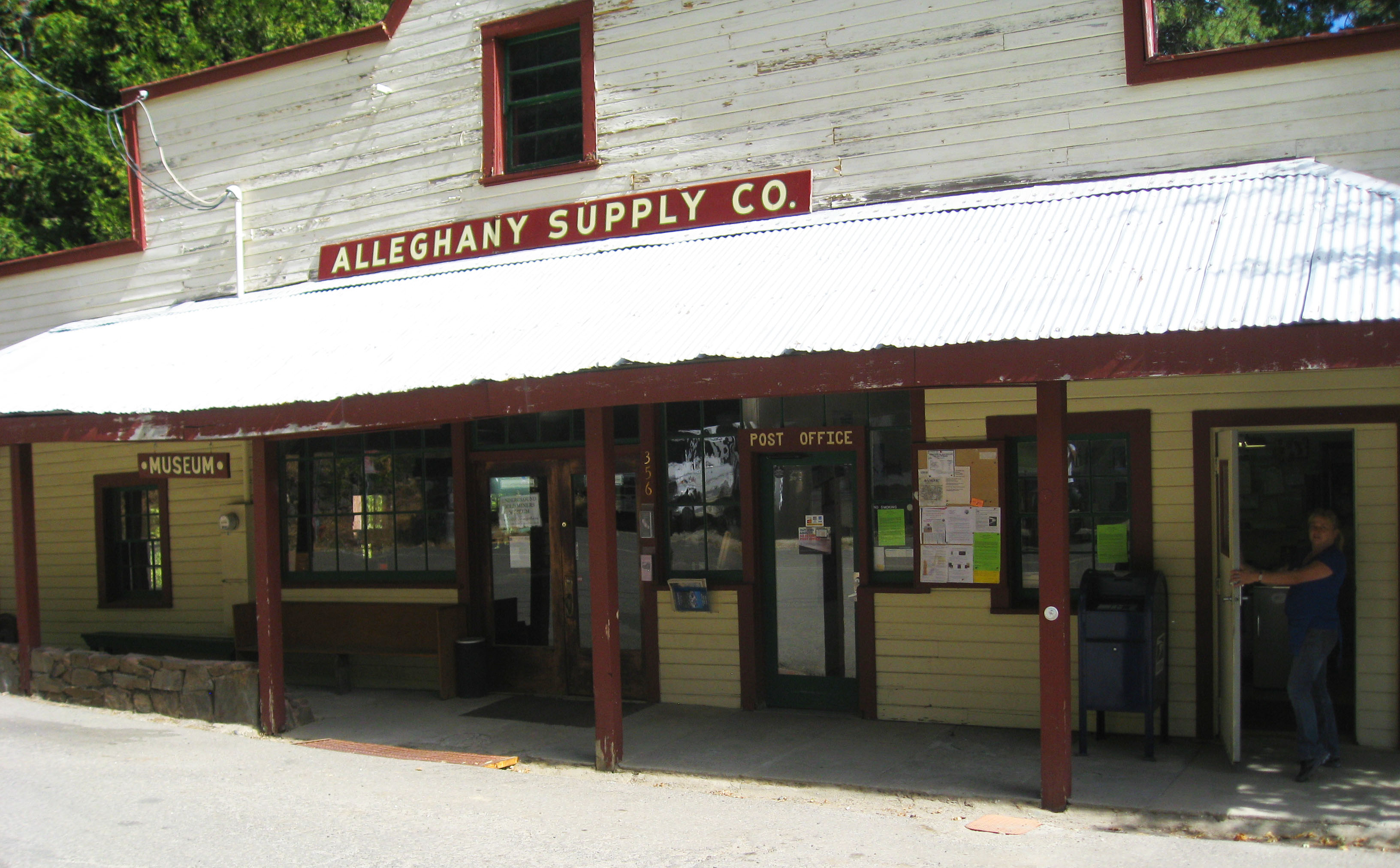 Alleghany Supply Co.